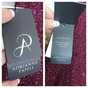 Adrianna Papell Dresses - ❌SOLD❌ Adrianna Papell NWT Dress